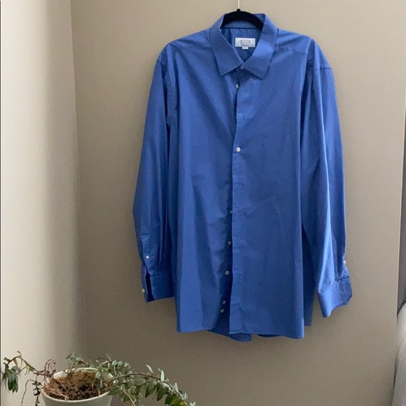 NWOT Men's Eton Dress Shirt